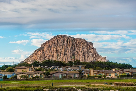 Why You Should Vacation in Morro Bay if You're Coming from Outside the US in Morro Bay, CA